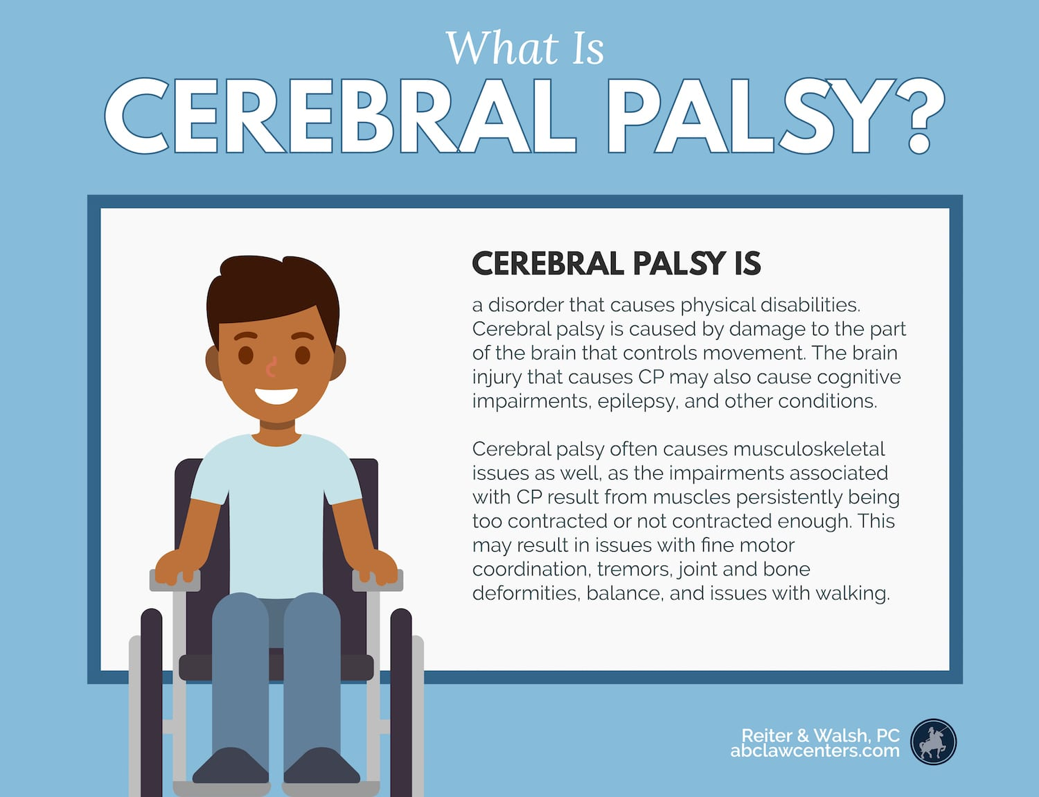 Cerebral Palsy Lawyers