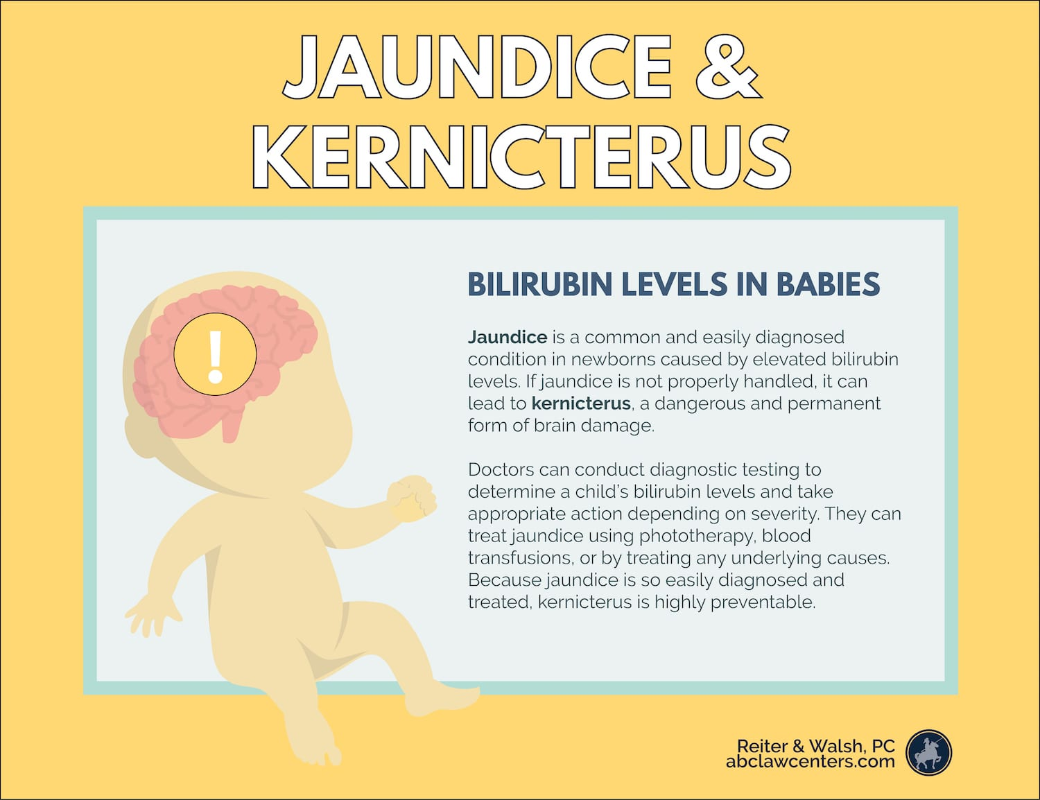 Jaundice and Kernicterus in Babies